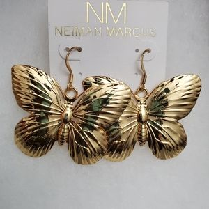 Kenneth J Lane Butterfly Earring